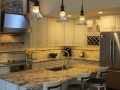 Hayes - Azurite Granite Kitchen Countertops