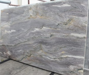 "Acquarella Polished Quartzite Slab 72""x126""x3cm"