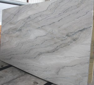 "Macauba Fantasy Polished Quartzite Slab 77""x130""x3cm"