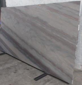 "Marrone Elegante Leathered Soft Quartzite 59""x120""x3cm"