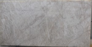 "Semi-Precious White Extra Polished Natural Quartz 56""x114""x3cm"